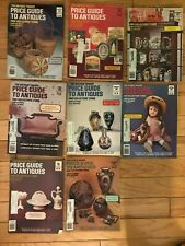 Antique Trader Price Guide to Antiques Magazine 1979 1980 1981 Lot of 8