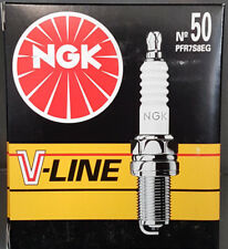 4x Original NGK Bujía v-line50 pfr7s8eg 94976 SKODA VW #