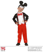 Childrens Mickey Mouse Fancy Dress Costume Baby Outfit 2-3 Yrs