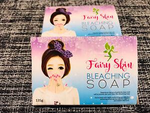 [2 bars] Fairy Skin Bleaching Soap 135g