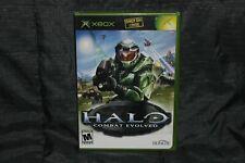 Halo Combat Evolved (Microsoft Xbox) NEW SEALED ORIGINAL BLACK LABEL NON-GOTY!
