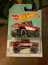 HOT WHEELS Walmart Exclusive '70 Dodge Power Wagon Pickup Truck (NEW)