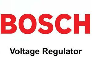 Audi A6 C5 A4 B5 Skoda Superb VW BOSCH Alternator Voltage Regulator 1996-2008