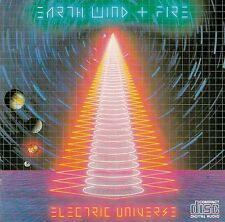 Earth, wind & Fire-Electric universe/CD (CBS records CDCBS 25775)