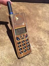 Sony Ericsson GH 688 - Gold (Unlocked) Mobile Phone