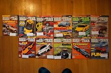 Road & Track Magazine 2004 2005 Incomplete Volume 56 11 Issues
