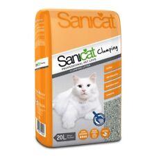 Sanicat Clumping Cat Litter 20Ltr