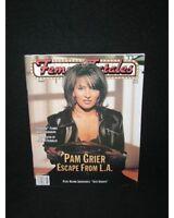 Femme Fatales magazine~Pam Grier Cover~August 1996, Vol.5., No.2