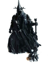 """Tolkien Lord of the Rings 6"""" WITCHKING WRAITH toy action figure  RARE, hobbit"""