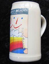 Original Oktoberfest Sammlerkrug München 19.09 -04.10.1992, 1l Maß-Krug