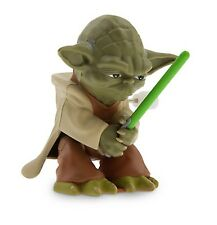 Disney Store Star Wars Yoda Wind Up Flipping Toy Figure The Force Awakens NWT