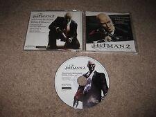 Hitman 2 Silent Assassin Promotional Soundtrack - CD