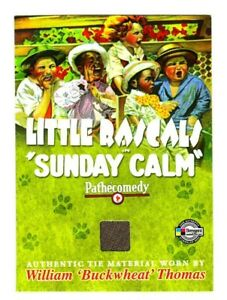 2009 MOVIE POSTERS STARS MONSTERS COMEDY PROP CARD VB2 LITTLE RASCALS