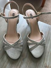 Brand New Ladies Champagne Shelby Sandals, Paradox Pink size 38