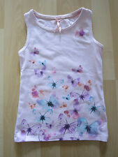 Girls Aged 6 Years Pink Sleeveless Vest Top from Next