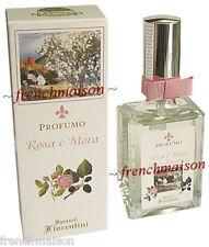 Speziali Fiorentini ROSE & BLACKBERRY Italian Eau de Parfum Spray Gift New