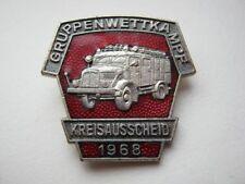 Abzeichen & Orden der deutschen Feuerwehr