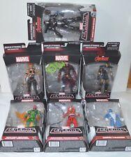 Marvel Legends Infinite Series Lot Complete Strange Iron Man Vision Hulkbuster