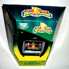 Vintage 1994 Mighty Morphin Power Rangers SOFT GLOW TV PROJECTOR BEDSIDE LIGHT
