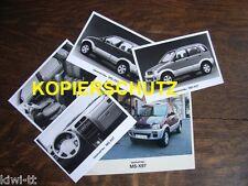 Daihatsu MS-X97 (Terios Prototyp) 5 x Pressefotos / 5 x Press-pictures