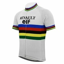 UCI Renault Elf Retro Cycling Jersey
