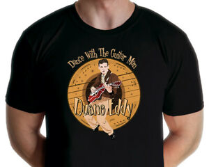 Duane Eddy (Dance With The Guitar Man) T-shirt  (Jarod Art Design)