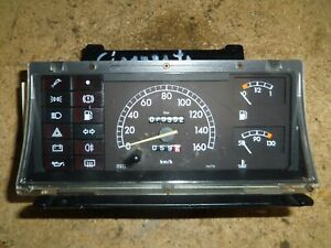 Fiat Cinquecento 170 Tacho Kombiinstrument 79952km PAFAL 832396011
