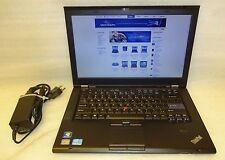 Lenovo Thinkpad T420s Laptop Core i7 2.80 GHZ 4GB RAM 128GB SSD Win 7 Pro webcam