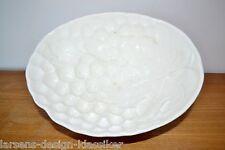 Max Roesler Rösler alte Puddingform Steingut Sturzform Keramik Weintrauben