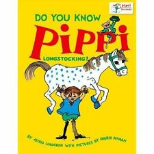 Do You Know Pippi Longstocking? by Astrid Lindgren (Paperback, 2015)