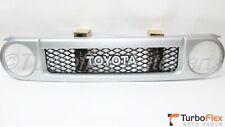 Toyota FJ Cruiser 2007-2014 Silver Front Grille Genuine 53100-35A31