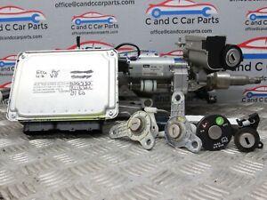 Maserati M139 Lock Set Column Quattroporte Duoselect F136 295KW 4.2L 14/6/21 382