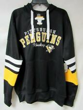 Pittsburgh Penguins Mens Size Large Pullover Hoodie Sweatshirt A1 2682