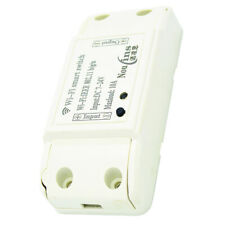 WiFi Wireless Smart Switch Module ABS Shell Socket for DIY Home DC12V 10A