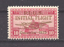 PHILIPPINES , USA , 1935 , AIR MAIL , STAMP O.P. IN GOLD ,  PERF, MNH
