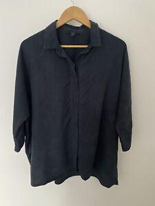 cos oversized shirt Size S