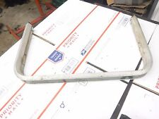 1986 ARCTIC CAT 440 JAG snowmobile parts: BACK BUMPER