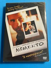 Memento (Dvd, 2001) New / Sealed!