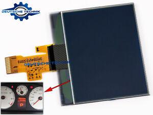 LCD DISPLAY FÜR INSTRUMENTENANZEIGE TACHOMETER  FÜR PEUGEOT 607 407 SW FPC