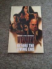Velvet Vol 1 TP TPB Before the Living End Ed Brubaker