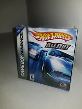 Nintendo Gameboy Advance juego - Hot Wheels All Out cartucho usado