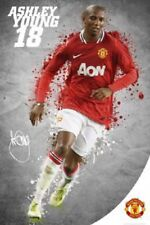 SOCCER POSTER Ashley Young 18 Manchester United
