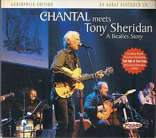 Chantal meets Tony Sheridan a Beatles Story 24 carati Zounds ORO CD Audiophile e