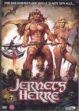 Iron Master DVD AWE Umberto Lenzi Big George Eastman Peplum Sword & Sandal
