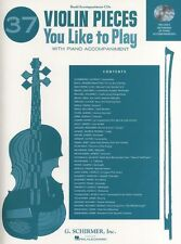 Violin Pieces Popular Classical Songs Bach Learn to Play Music Book & CD