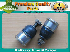 2 FRONT LOWER BALL JOINT HONDA ACCORD 86-89