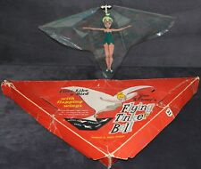 Disney Tinkerbell Tinker Bell 1960s Orthopter Ornithopter Kite Flying Machine
