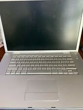 "Apple MacBook Pro A1226 15.4"" Laptop -  2.4 GHz  4 gig RAM/160 gig HD"