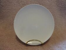 """Rosenthal Continental ROMANCE WHITE Bread & Butter Plate  5 3/4"""" Embossed Ovals"""