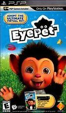 EyePet (Sony PSP, 2010) + CAMERA -  BRAND NEW SEALED